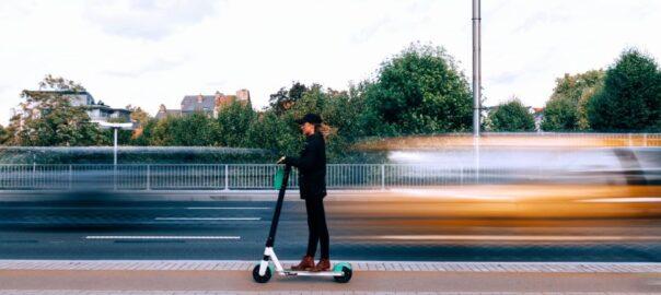 E-Scooter im Verkehrsrecht