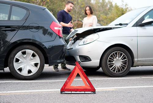 Unfallschäden bei Gebrauchtwagen